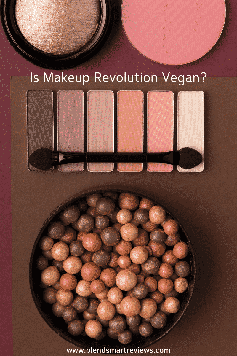 Is Makeup Revolution Vegan?