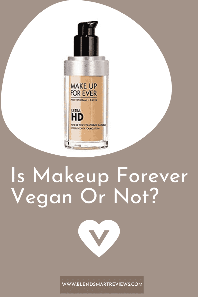 Is Makeup Forever Vegan Or Not?